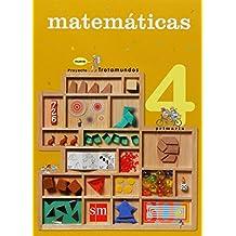 Matemáticas. 4 Primaria. Nuevo Trotamundos - 9788467523621