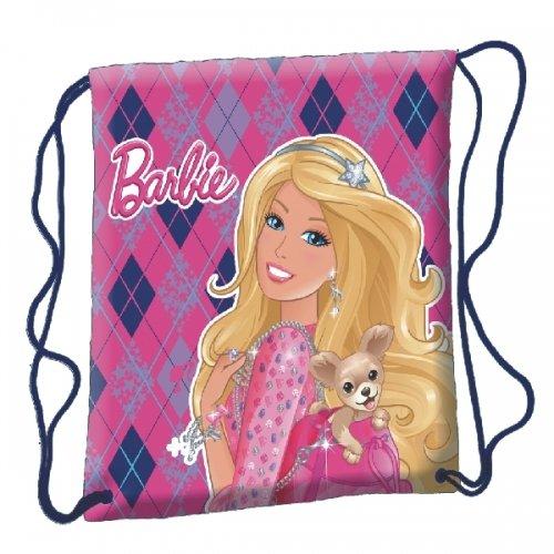 Worek szkolny na ramie Barbie