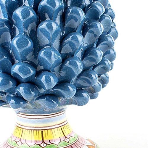 Zoom IMG-1 pigna ornamentale h cm 30