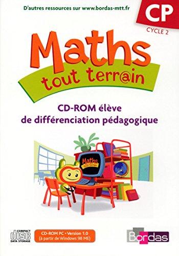 Maths tout terrain CP • CD-Rom de différenciation