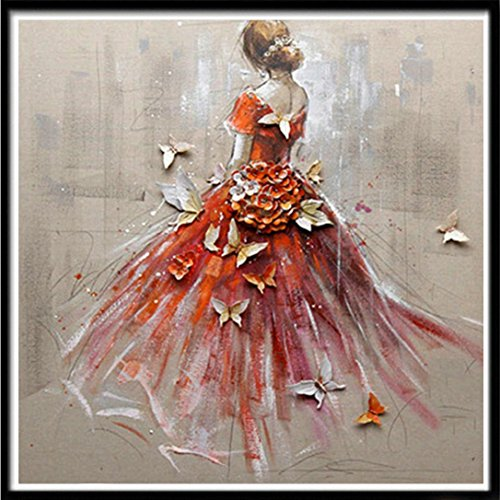 DIY 5D Diamond Painting, ❤️ Xinantime Rhinestone Pasted Embroidery Painting Cross Stitch Home Decor Arts Craft