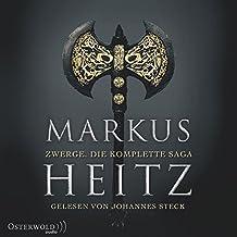 Zwerge. Die komplette Saga: Alle fünf Romane im Schuber: 10 CDs