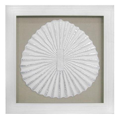 Premier Housewares 2800580 Décoration Murale Cadre Festonné Ovale