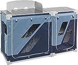 Brunner Küche Küchenschrank Kocherschrank Waschbox Kombi Jum Box CTS Blau