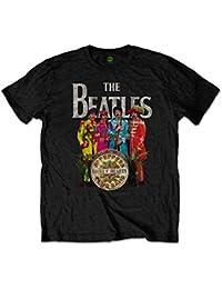 T-shirt des Beatles ~ Sgt Pepper