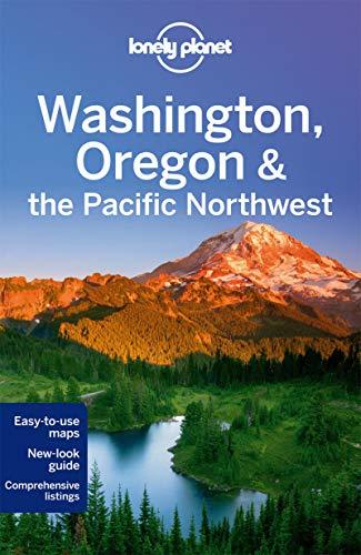 Washington, Oregon & the Pacific Northwest 6 (Country Regional Guides) por Sandra Bao