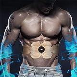 Hlidpu Home Smart Bauch Fitness-Instrument Für Männer und Frauen Physiotherapie Bauchmuskeln Gewichtsverlust Schlankheits Goldgürtel Bauchfaul Massager