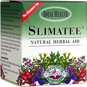 Ideal Health Slimatee Natural Herbal Aid - Un Thé Pour Mincir - 10 Sachets De Thé