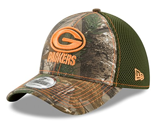 Green Bay Packers New Era NFL 39THIRTY