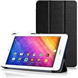 MoKo ACER Iconia One 8 B1-820 Case - Ultra Slim Lightweight Smart-shell Stand Cover Case for ACER Iconia One 8 B1-820 Tablet 2015 Version, BLACK