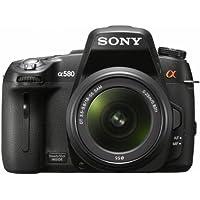 Sony D-A580L - Cámara Réflex Digital 16 MP (Objetivo DT 18-55 mm)