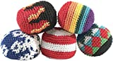 Playtastic Original Footbag im 5er-Pack