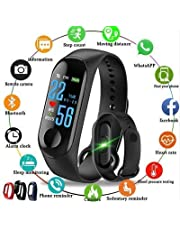 Hk Villa Activity Tracker/Bracelet Watch for Men/Fitness Watch for Women/Fitness Watch for Men/Health Watch/Health Band/Health Band & Activity Tracker/Wrist Smart Band/Heartbeat Watch