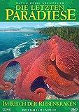 DVD Cover 'Die letzten Paradiese (Teil 13) - British Columbien: Im Reich der Riesenkraken