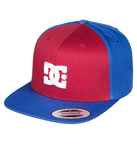 Dc Shoes Snappy Gorra, Color: Chili Pepper, Size: 1SZ