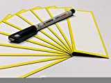 Best SE Plumas - 10etiquetas magnéticas para escribir, en 11 variantes, 13,5 Review
