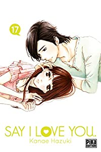 Say I Love You Edition simple Tome 17