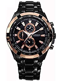 CURREN Watches Men-8023 Quartz Analog Military Male Watches Men Sports Army Watch Waterproof