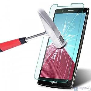Blue Star Glass – Protecteur d'écran 9H Verre Trempé de 0,3 mm pour LG G4c / G4 mini / G4s
