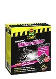 COMPO Curamax Mäuse-Köder Getreide, Anwendungsfertiger Köder gegen Mäuse, 200 g