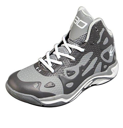 Men's Breathable Damping Slip Basketball Running Shoes SEE CHART 3