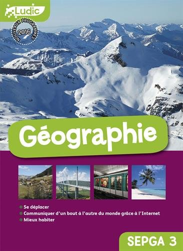 Géographie collèges SEGPA 3