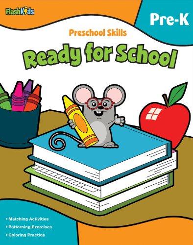 Preschool Skills: Ready for School, Pre-K (Flash Kids Preschool Skills)