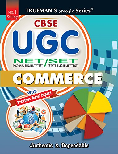 Trueman's UGC NET National Eligibility Test/SET State Eligibility Test Commerce 1st Edition price comparison at Flipkart, Amazon, Crossword, Uread, Bookadda, Landmark, Homeshop18