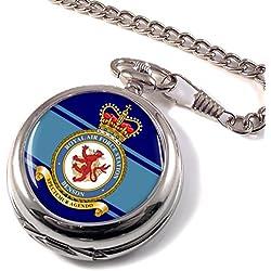Royal Air Force Station Benson (RAF) Pocket Watch