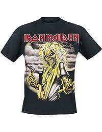 Amazon Co Uk Iron Maiden Tops Tees Band T Shirts Music Fan