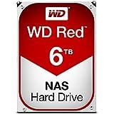 WD WD60EFRX Disco Duro, 6 TB, 3.5 inch