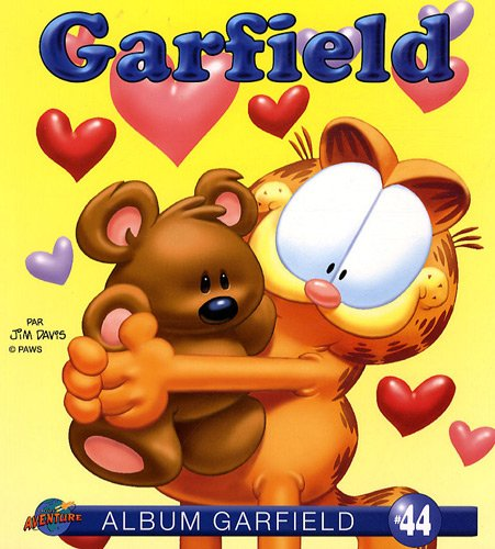 Album Garfield 44