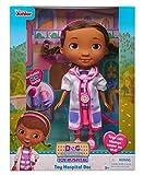 Doc McStuffins Juguete Hospital Doc muñeca