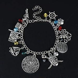 Armband Pirates Of The Caribbean, Jack Sparrow Bracelet, Schmuck