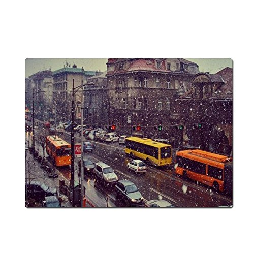 street-snow-cars-mouse-pad-gaming-mouse-pad-25cm-l-198cm-w
