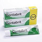 DENTABRIT PASTA DENTAL FLUOR 125ML. 2X1