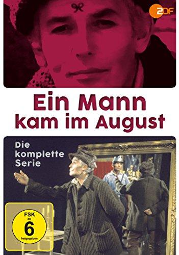 Ein Mann kam im August - Die komplette Serie