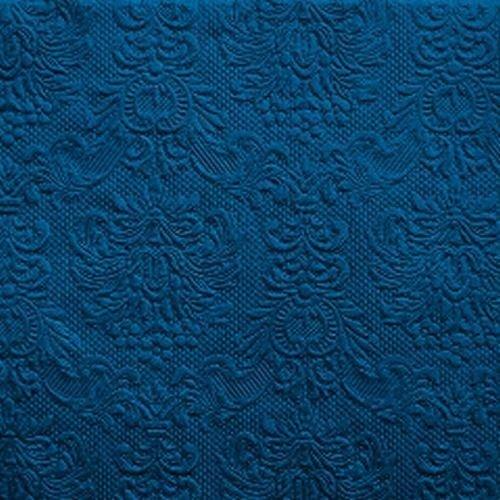 Elegance blau 33 x 33 cm (Navy Servietten)