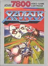 Xevious - Atari 7800 - PAL