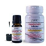 Best Solution antifongique Crèmes - FunguCept Complete. Solution anti-fongique pour les ongles. Efficace Review