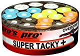 30 Overgrip Super Tacky Tape Tape tennis grips colori