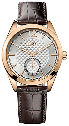 Boss Herren-Armbanduhr Analog Quarz 1512794