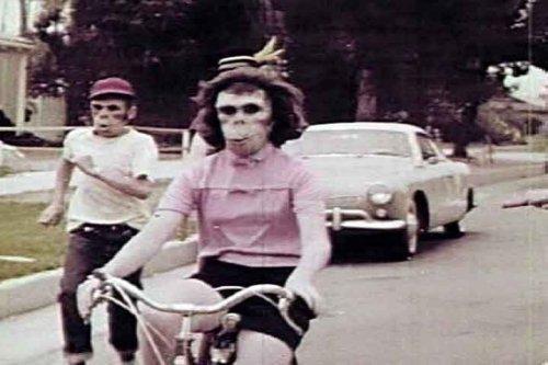 Absurd Kids in Ape Suits Teaching Bike Safety! One Got Fat DVD (1963)