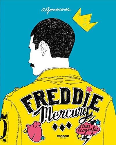 Freddie Mercury: Una biografía (Random Cómics)
