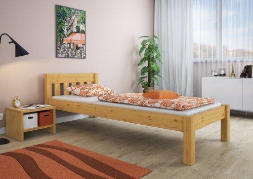 Letto Futon Bimbi : Letto futon per bambini in pino massello eco laccato