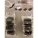 Wahl Attachable Metal Comb #1~4 6-Count