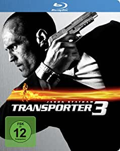 Transporter 3 - Steelbook [Blu-ray] [Limited Edition]