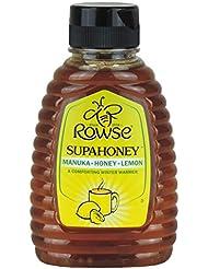 Rowse - Supahoney - Manuka + Honey + Lemon - 250g
