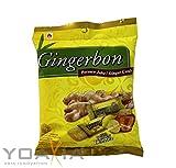Caramelitos de Jengibre, Miel y Limón Gingerbon (5 paquetes)