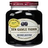 Den Gamle Fabrik Heidelbeere dänischer Fruchtaufstrich, 380 g